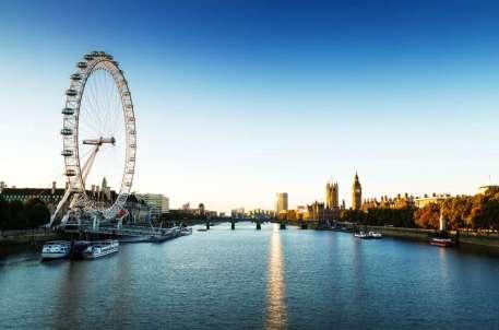 Citytrip Londen: De London Eye