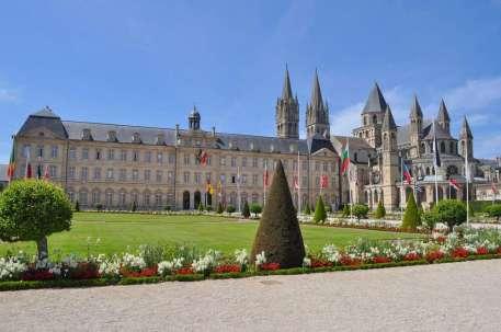 Frankrijk Caen Cityhall
