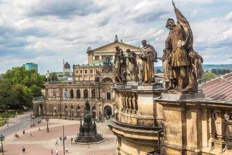Duitsland Dresden Semper oper (2)