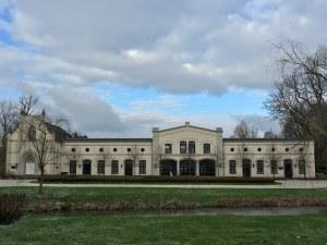Kapelle und Alte Rentei Schloss Gartrop