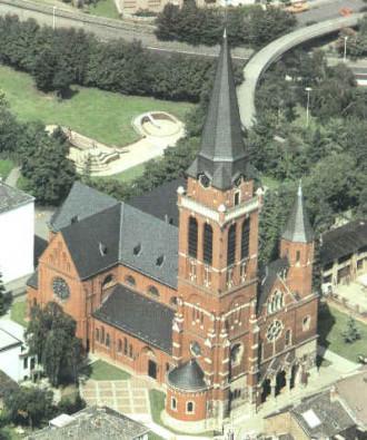 St. Sebastian in Bonn-Poppelsdorf. Foto: mit freundlicher Genehmigung der Gemeinde