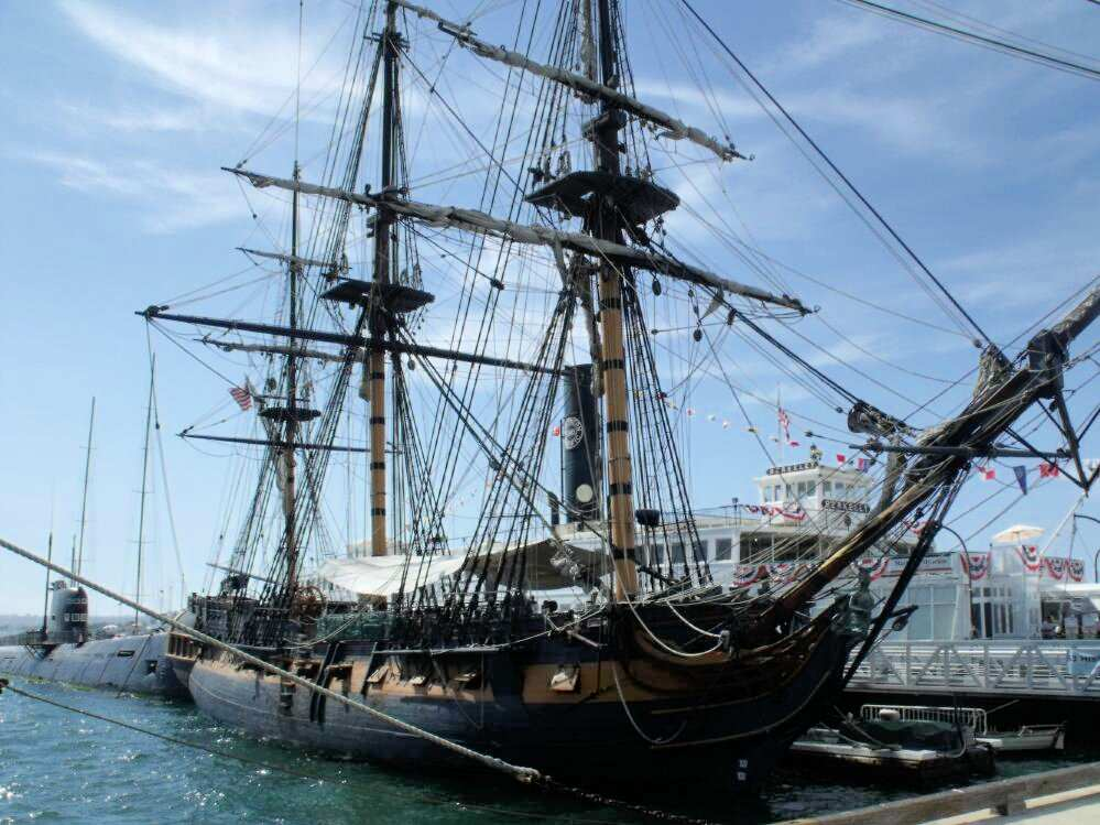 Maritime Museum of San Diego - Euterpe / The Star of India