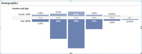 Fan Demographics