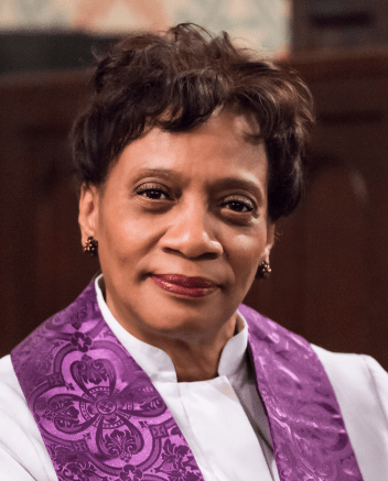 The Reverend Dr. Cathy S. Gilliard