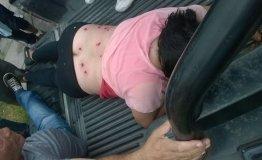 Represión en La Plata. Disparos en proximidad a la altura del torso.
