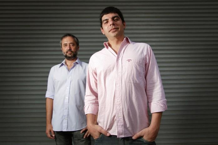 Juan Pascual y Ezequiel Nieva. Foto: Pablo Aguirre