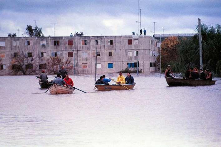 Inundación 2003 - José Almeida (1)