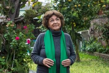 En agosto, a días del tratamiento en el Senado del aborto legal, Gabriela Carvalho la retrató e Ileana Manucci la entrevistó: Mabel Busaniche es la referencia ineludible del movimiento de mujeres en Santa Fe.