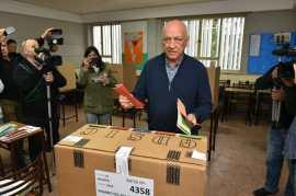 Antonio Bonfatti, candidato a gobernador del Frente Progresista