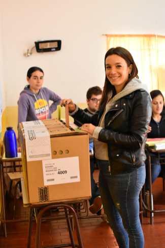 Lucila De Ponti, precandidata a diputada (Mov. Evita-PJ)