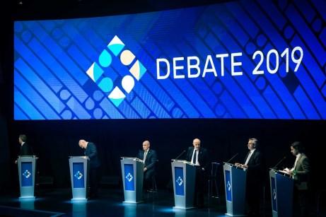 Debate Presidencial (1)