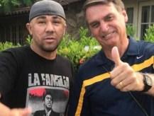 Freitas con Bolsonaro.