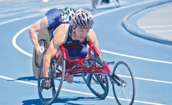 Steven Toyoji Para Athlete