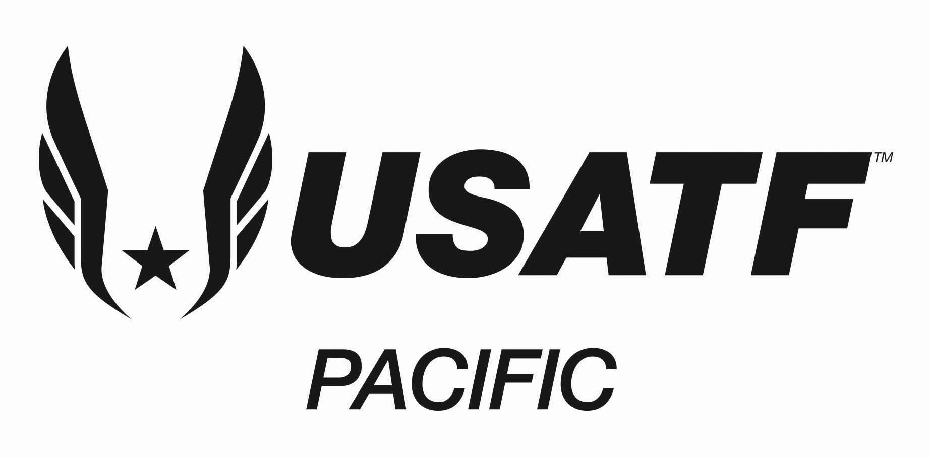 USATF_Local_Assoc_Logo_Horiz_Pacific_BW