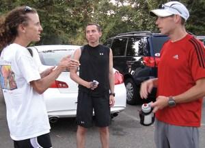 Distance Runner Coach Mary Coordt