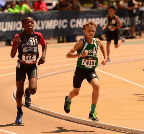 2016 JOs Justin Pretre 11-12 Boys 800m
