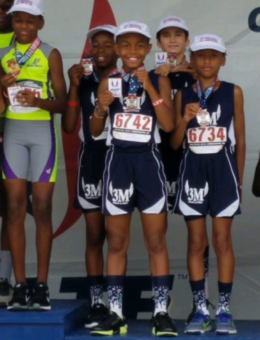 3M 4x8 Relay, 2nd