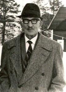 Vilhelm Uppenberg 1889-1973