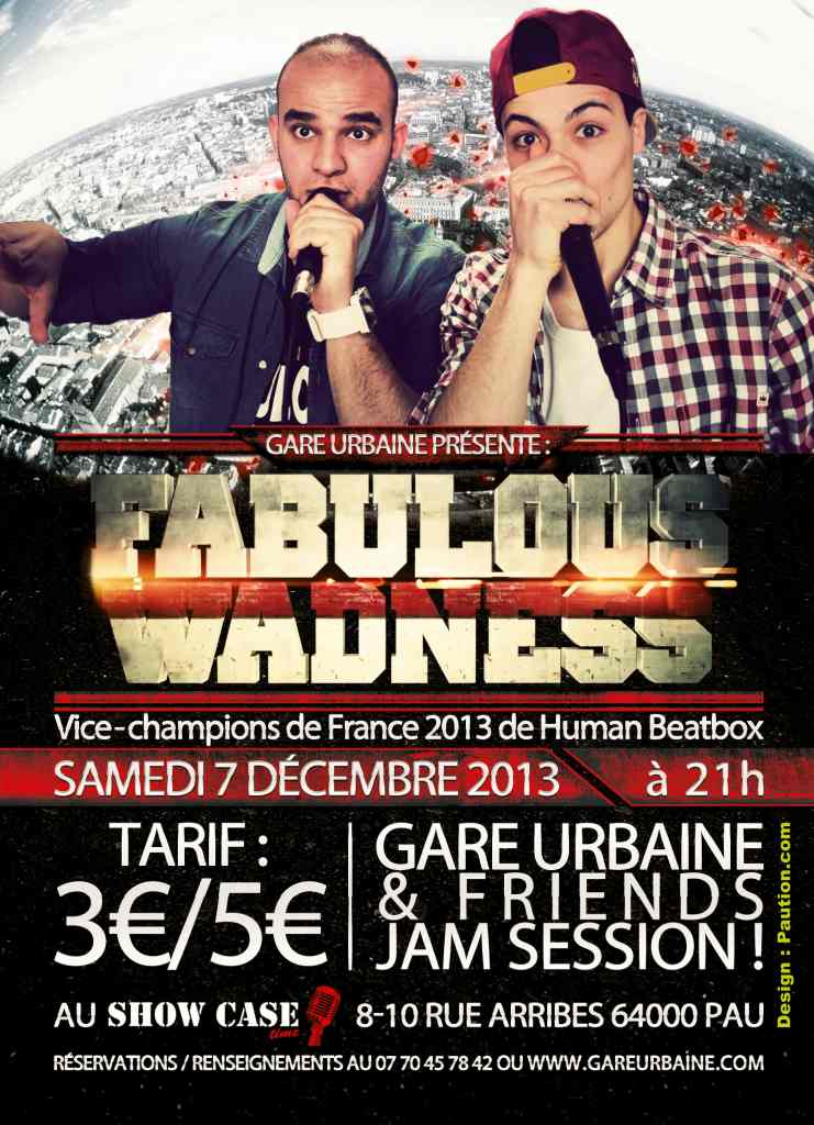 2013-12-07-Affiche-Fabulous-Wadness-v2