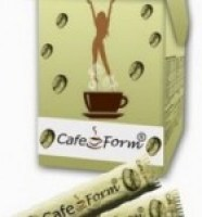 Am slabit 25 de kg cu Cafe Form