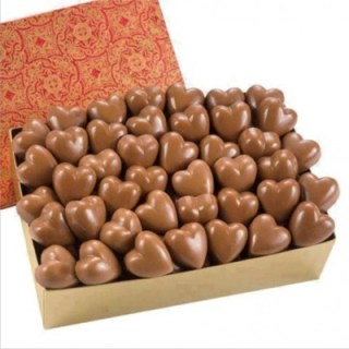 inimoare de ciocolata in cutie
