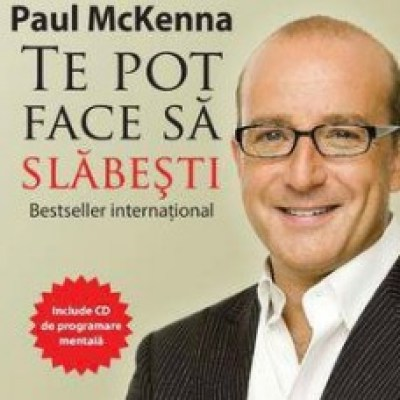 Te pot face sa slabesti, Paul McKenna