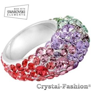 inel cristale swarovski