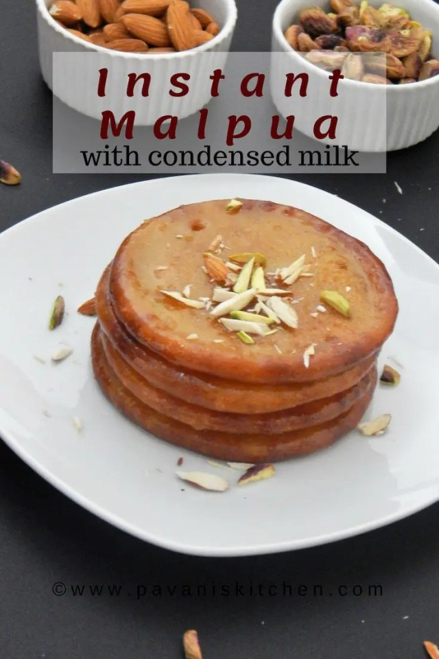 Instant Malpua
