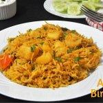 Aloo Biryani Recipe