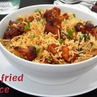 Gobi Fried Rice Recipe | Cauliflower Fried Rice
