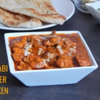 Punjabi Butter Chicken Recipe | Easy Butter Chicken