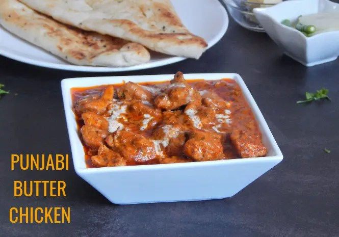 Punjabi Butter Chicken
