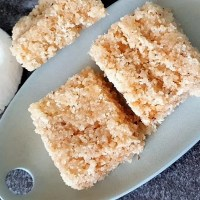 Easy Coconut Burfi Recipe | Coconut Fudge