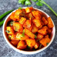 Jeera Aloo Recipe ( Cumin Potatoes + Video)
