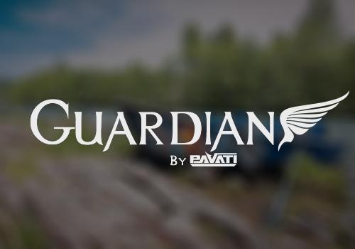 Pavati Guardian Drift Boat Logo