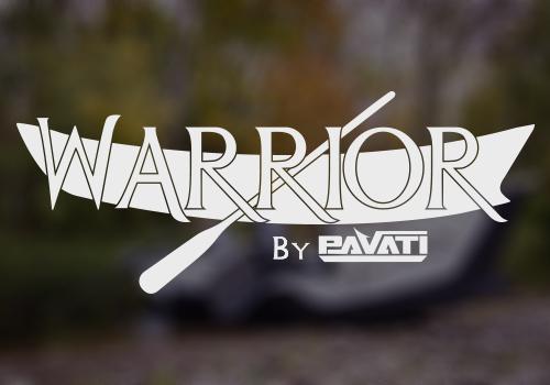 Pavati Warrior Drift Boat Logo