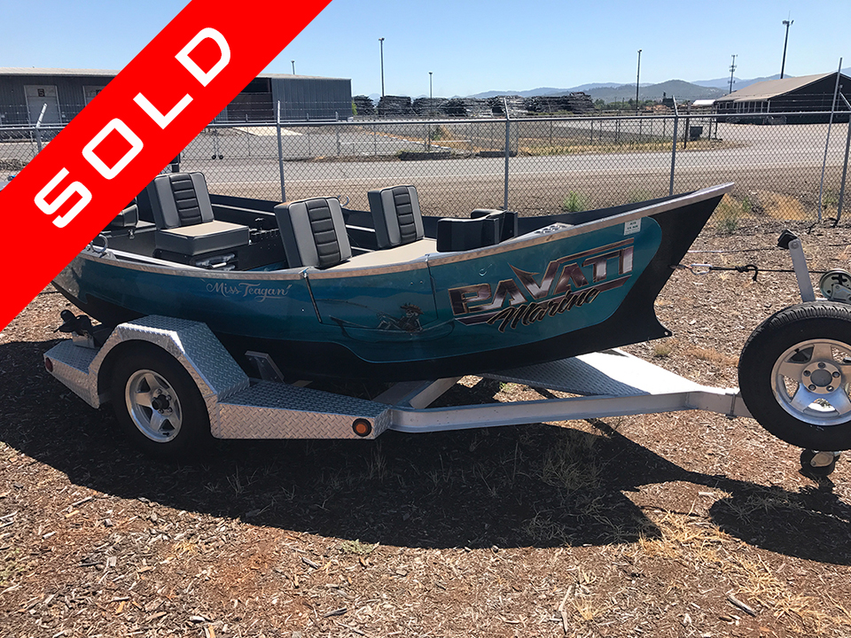 Drift Boats for Sale | Pavati Marine