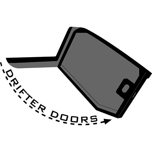 Pavati Marine Feature Icon - Patented Drifter Doors
