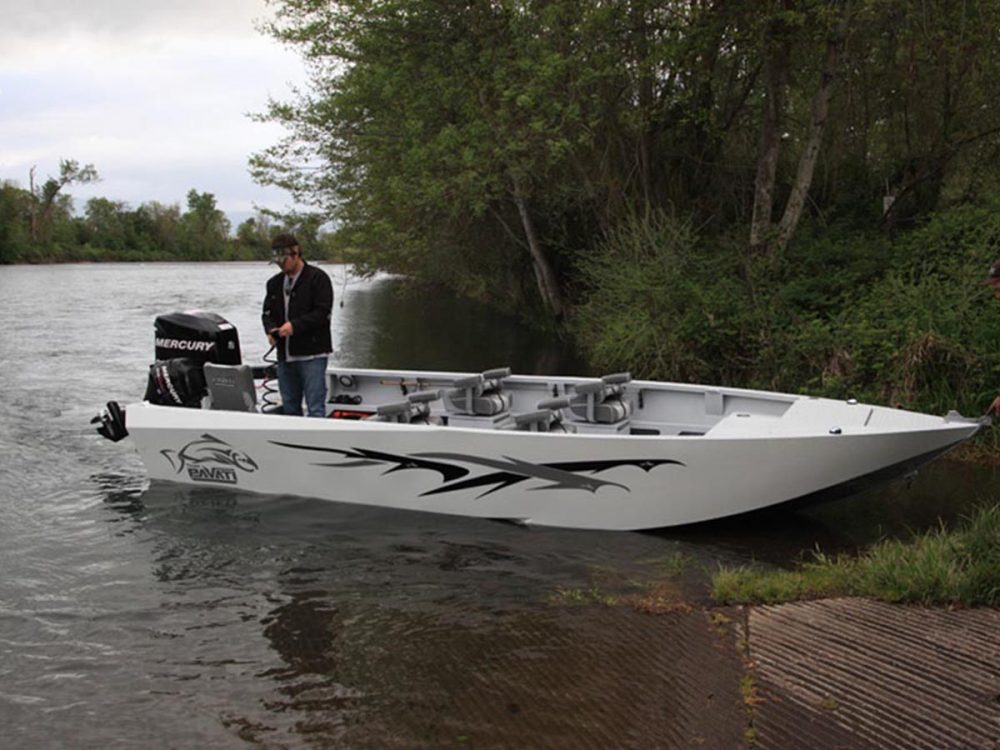 Destroyer 2 Drift Boat