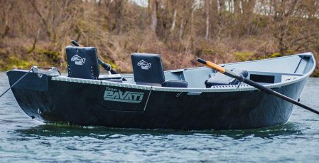 New-Warrior-2 Drift Boat