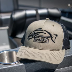 Clothing and Accessories by Pavati Marine - Tan Snap-Back Hat