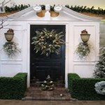 Outdoor Christmas Decoration Ideas Paver House