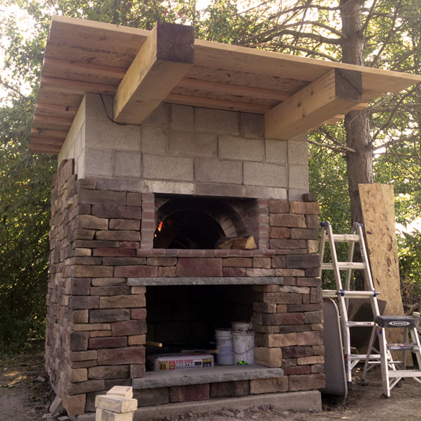 Outdoor Kitchens Ovens 2013