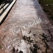 Pavimentos de hormigón impreso en Burgos