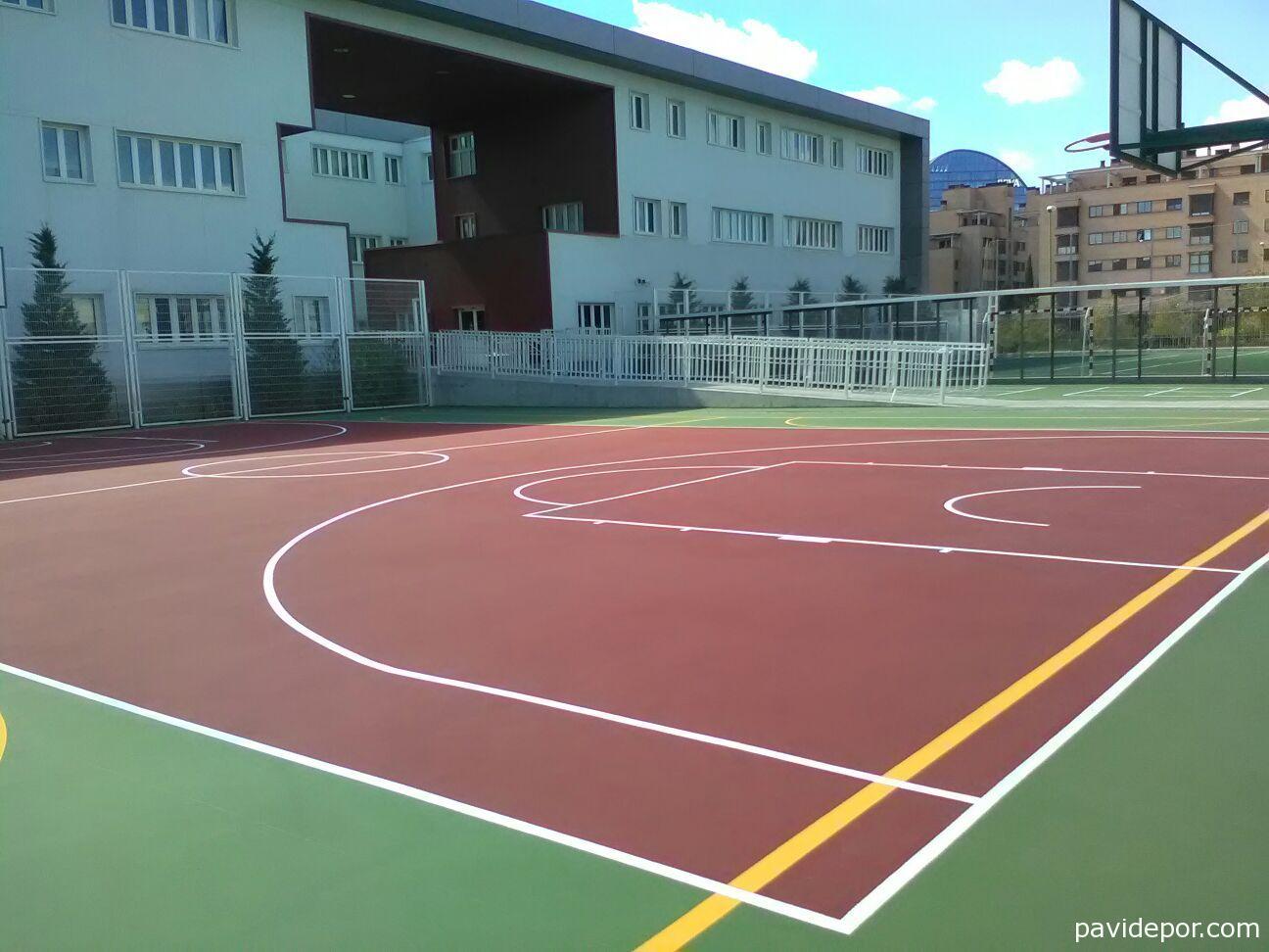 Pavimento deportivo
