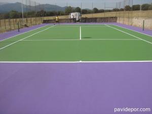 Rehabilitación tenis