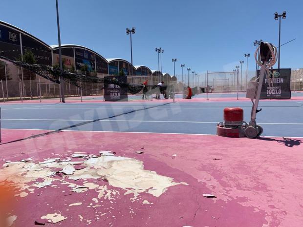 repararación tenis