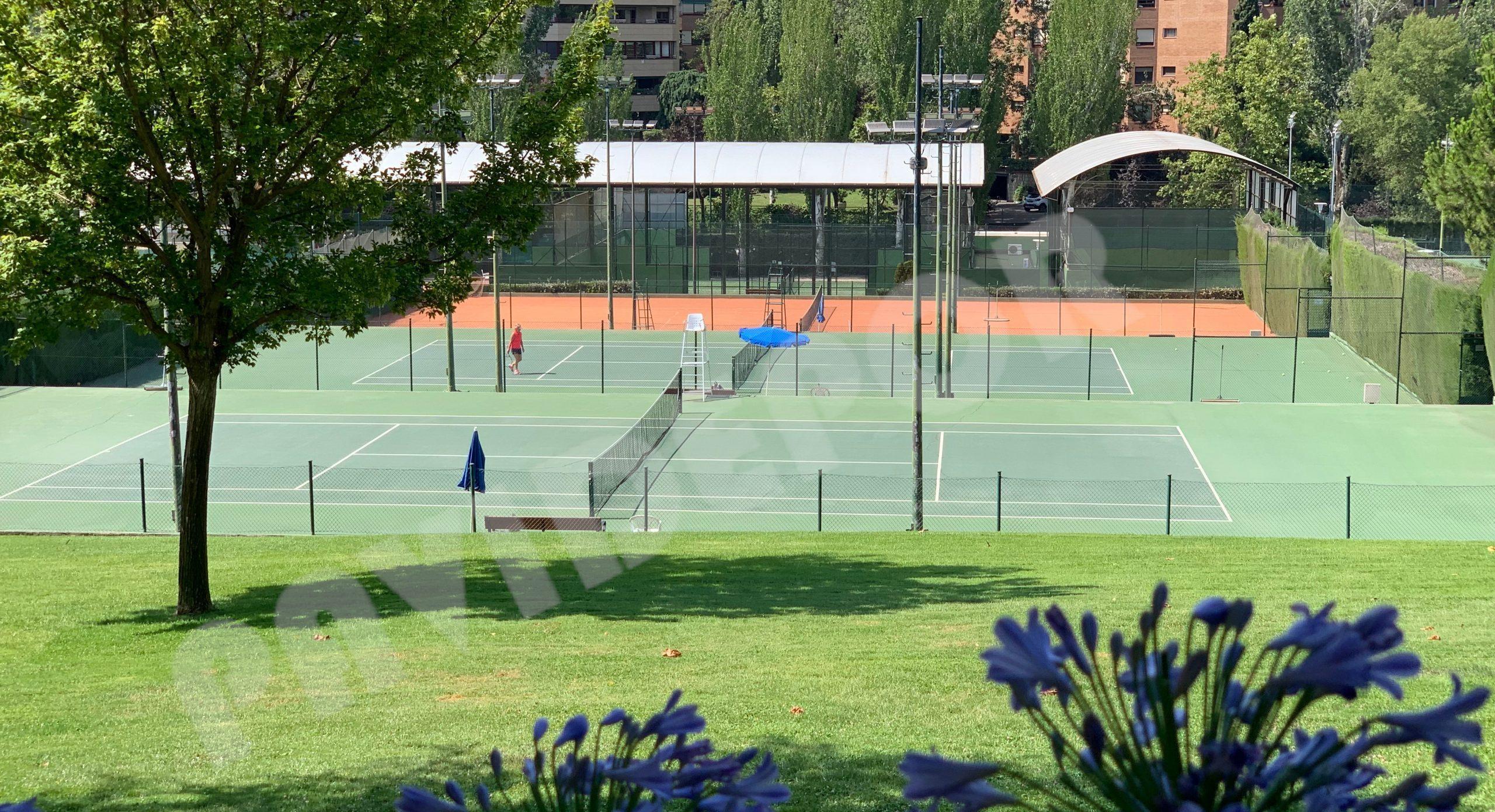 Tenis club Mirasierra