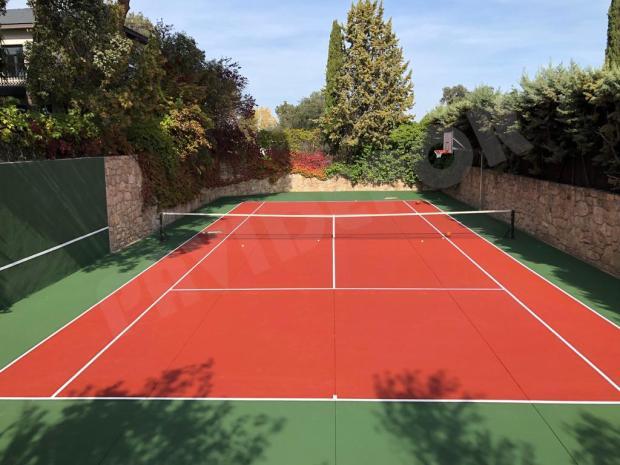 Pavimento deportivo tenis Madrid