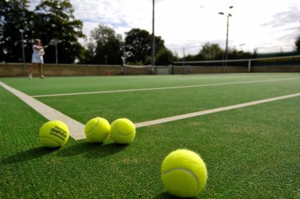 Tenis césped